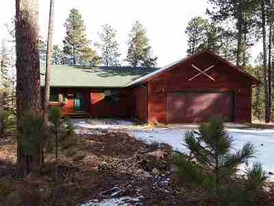 Deadwood, Deadwood/central City, Lead Single Family Home For Sale: 11210 Jack Pine