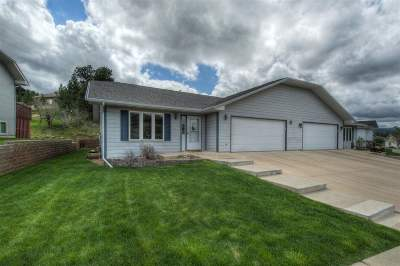 Spearfish SD Single Family Home For Sale: $249,900