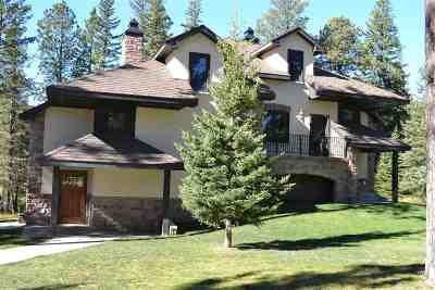 Deadwood, Deadwood/central City, Lead Single Family Home For Sale: 11171 Alpine Circle