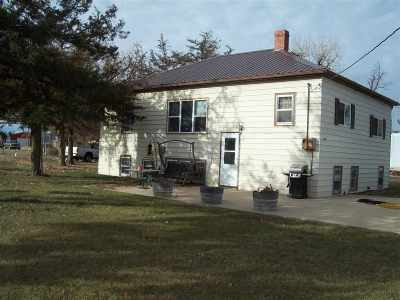 Newell Single Family Home For Sale: 321 2nd Street