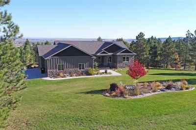 Spearfish SD Single Family Home For Sale: $598,500