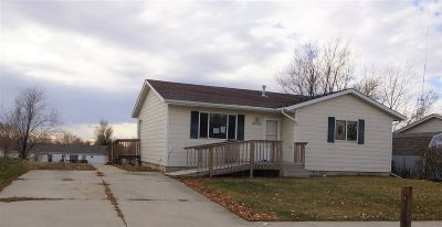 Rapid City Single Family Home Other Contingency: 5555 Shaw