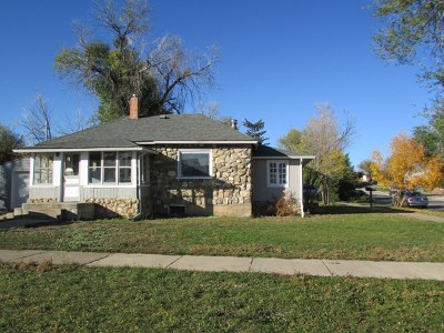 Single Family Home For Sale: 1101 Farlow