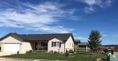 Spearfish Single Family Home For Sale: 3906 Gallatin