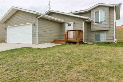 Spearfish SD Single Family Home Sale Of Prop Contingency: $219,000