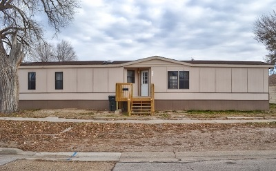Belle Fourche SD Single Family Home For Sale: $54,900