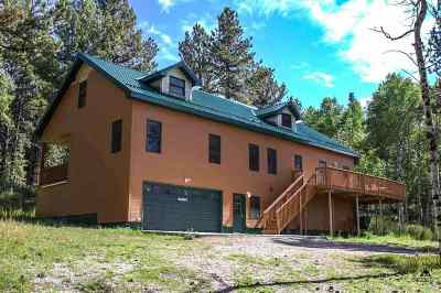 Deadwood, Lead Single Family Home For Sale: 22089 Us Hwy 85