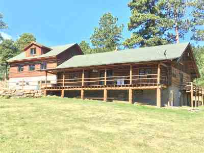 Deadwood Single Family Home For Sale: 11571 Moon Mountain Lane