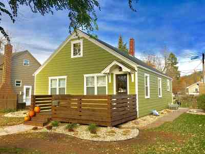 Spearfish SD Single Family Home Under Contract-Dont Show: $215,000
