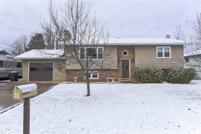 Spearfish SD Single Family Home For Sale: $239,000