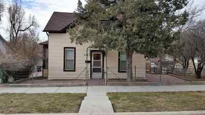 Hot Springs Single Family Home For Sale: 338 N 5th