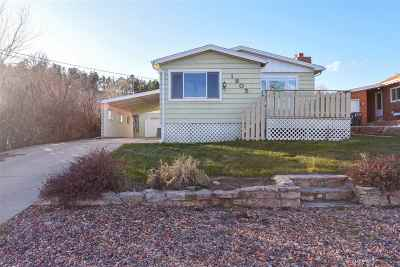 Rapid City Single Family Home Uc-Contingency-Take Bkups: 1805 Rounds