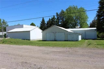 Spearfish Commercial For Sale: 1528 Canyon