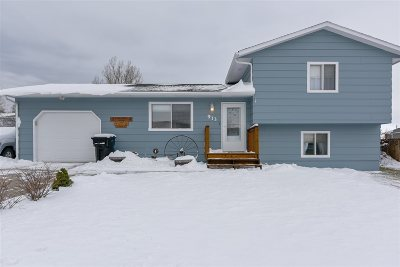 Spearfish SD Single Family Home Uc-Contingency-Take Bkups: $179,000