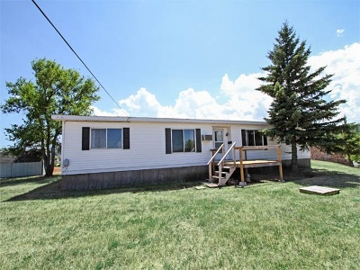 Whitewood SD Single Family Home For Sale: $185,000