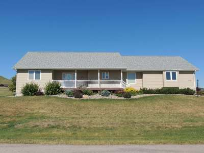 Rapid City Single Family Home For Sale: 2702 Wild Horse