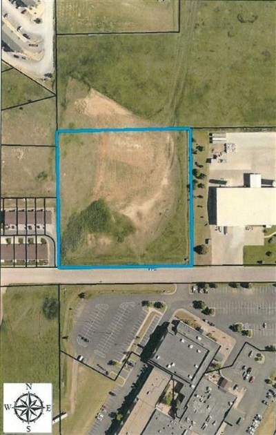 Spearfish Commercial For Sale: Paramount Drive Lot 2r-2