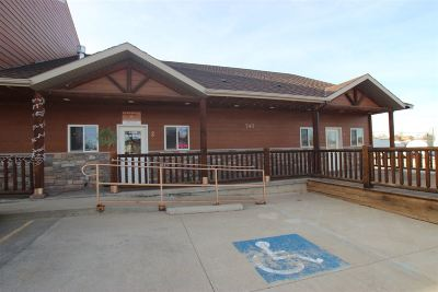 Spearfish Commercial For Sale: 747 Ames