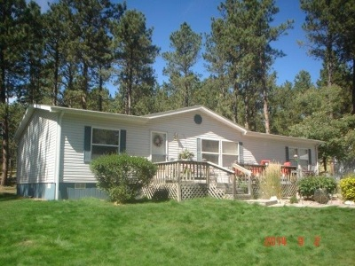 Custer Single Family Home Uc-Contingency-Take Bkups: 12247 Weaver