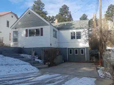 Lead SD Single Family Home Uc-Contingency-Take Bkups: $79,750