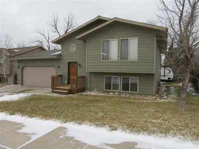 Spearfish SD Single Family Home For Sale: $235,000