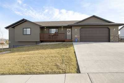 Sturgis Single Family Home Uc-Contingency-Take Bkups: 2202 Pipestone