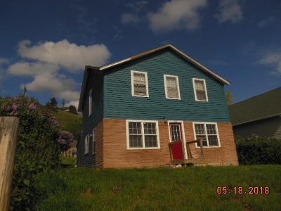 Hot Springs Single Family Home For Sale: 205 S 5th