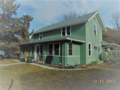 Hot Springs Single Family Home For Sale: 437 N 6th