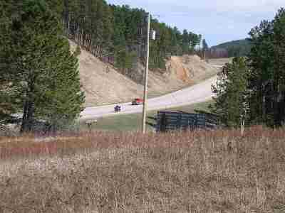 Deadwood, Lead Commercial For Sale: Tract A1 Highway 14a