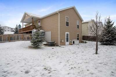 Spearfish Single Family Home Uc-Contingency-Take Bkups: 3022 10th