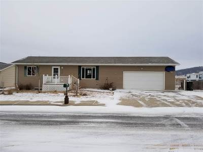 Sturgis SD Single Family Home For Sale: $169,000