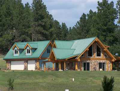 Custer Single Family Home For Sale: 25054 Upper French Creek Road
