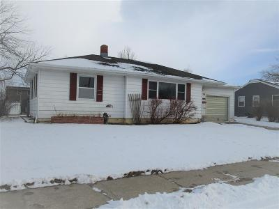 Belle Fourche SD Single Family Home Other Contingency: $107,000