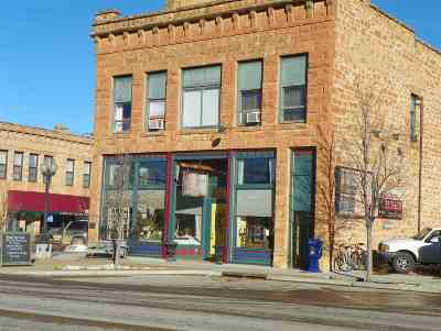 Spearfish Commercial For Sale: 544 Main