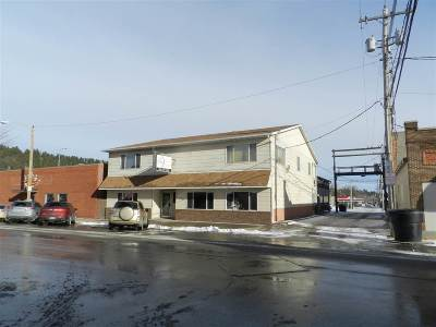 Sturgis Commercial For Sale: 920 1st