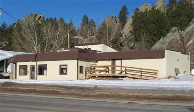 Commercial Sale Of Prop Contingency: 673-675 W Mt. Rushmore Rd.
