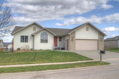 Spearfish SD Single Family Home For Sale: $310,000