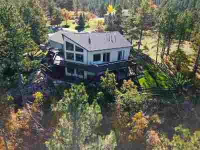 Spearfish SD Single Family Home For Sale: $549,900