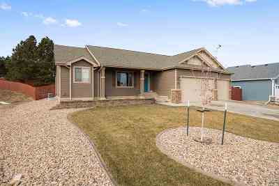 Sturgis Single Family Home For Sale: 2349 Palisades