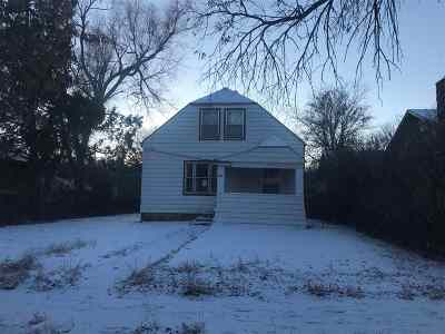 Hot Springs Single Family Home Uc-Contingency-Take Bkups: 342 S 6th