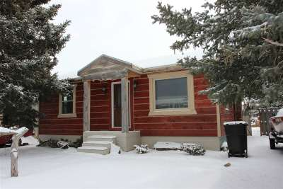 Custer Single Family Home For Sale: 1146 Canal St.