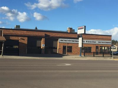 Custer Commercial For Sale: 747 Mt. Rushmore Road