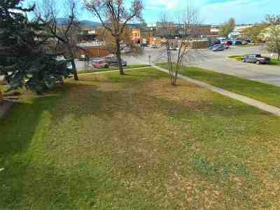 Spearfish, Lead, Deadwood/central City, Deadwood, Strugis, Whitewood, Belle Fourche, Spearfish Canyon Commercial For Sale: 544 7th Street