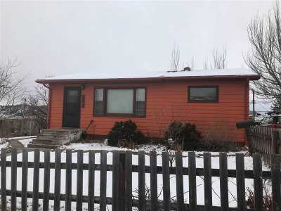 Spearfish SD Single Family Home For Sale: $179,900