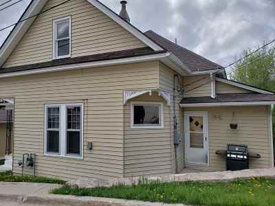 Deadwood SD Single Family Home For Sale: $185,000