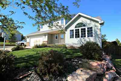 Rapid City Single Family Home For Sale: 5396 Conifer