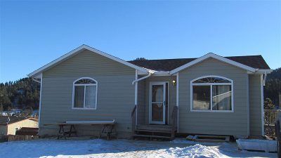 Hill City Single Family Home Uc-Contingency-Take Bkups: 226 Buds Dr.