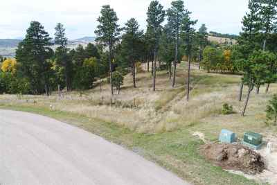 Spearfish SD Residential Lots & Land For Sale: $199,000
