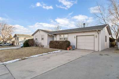 Single Family Home For Sale: 105 E Wyoming