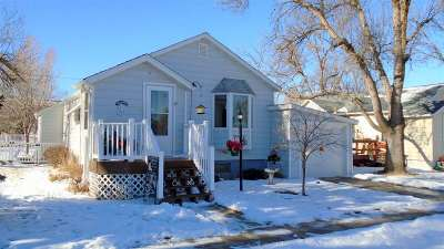 Sturgis SD Single Family Home For Sale: $110,000